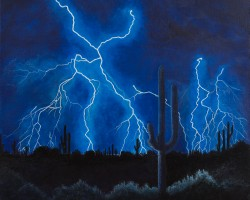 Night Flash – Desert Lightning